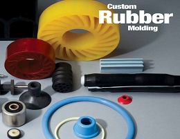 Custom Rubber Molding